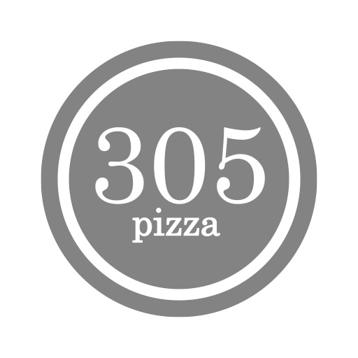 305 Pizza logo