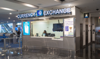 Ice Currency Exchange storefront image