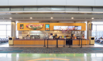 Nathan's Famous storefront image