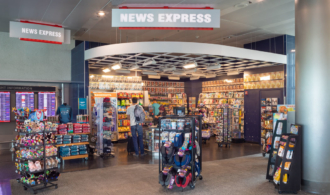News Express storefront image