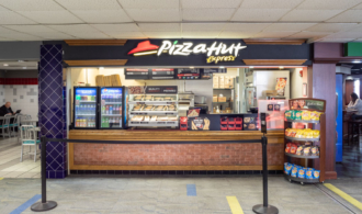 Pizza Hut Express storefront image