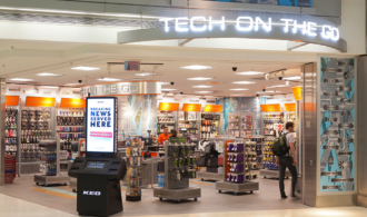 Tech on the Go storefront image