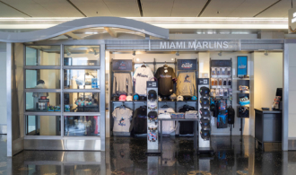 Miami Marlins storefront image