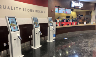 Wendy's storefront image
